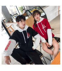 Áo khoác hoodie nam nữ 4YOUNG phong cách Hàn Quốc 12 hour