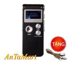 Máy ghi âm A609 tặng Cáp sạc đa năng cực Bền