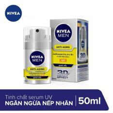 Tinh Chất Serum Ngăn Ngừa Nếp Nhăn Dành Cho Nam 50ml Nivea _ 88813