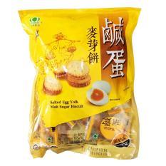 Bánh quy nhân trứng muối 180g Đài Loan