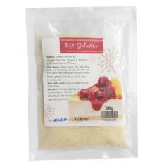 Bột gelatine Thổ Nhĩ Kỳ làm đông bánh