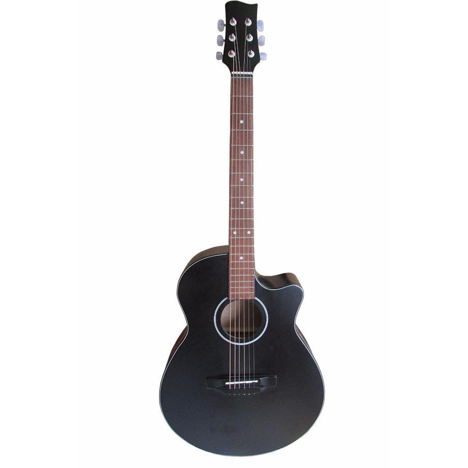 Đàn guitar Acoustic ACM-70 Màu Đen Sang Trọng