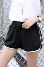 Quần Shorts Thun Nỉ Thể Thao Nữ Thời Trang Glamour WM SHORTS 800018