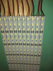 Bộ 3 led thanh 5730,5630 siêu sáng loại 12v 1m bảo hành 1 năm