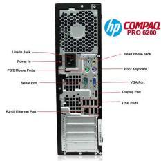 Máy tính đồng bộ HP Elite 8200 SFF ( CPU G620 / 4G / 250G ) Tặng USB Wifi ,Bàn di chuột – Hàng Nhập Khẩu