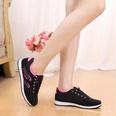 Giày nữ kiểu dáng Hàn Quốc F06
