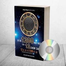SÁCH song ngữ Trung – Pinyin – Việt: Bí Ẩn 1200 Mật Ngữ của 1200 Chòm Sao (Song ngữ Trung, Pinyin, Việt) (Có DVD quà tặng đi kèm)