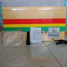Thùng máy ấp trứng tự động P100-54