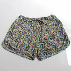 Quần shorts nữ thun lạnh chất mát size 50 – 60kg