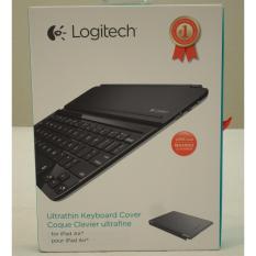 Tư vấn mua Bàn Phím Bluetooth Cho iPad Air 1, 2 Hiệu Logitech Ultrathin Mới Fullbox