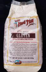 Bột mì căn Vital wheat gluten hiệu Bob's Red Mill