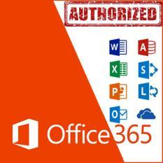 Bộ office bản quyền 365 trọn đời kèm 2019 proplus + 5TB lưu trữ online