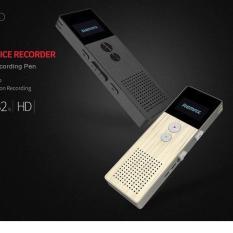 Máy ghi âm chơi nhạc chuyên nghiệp cho phóng viên nhà báo (Remax-RP1) 8GB màn hình LED