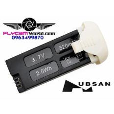2 cục Pin flycam Hubsan H107D+