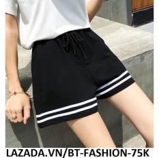 Quần Sọt Đùi (Short) Thun Thể Thao Thời Trang Mới – BT Fashion STT001 (2SN)