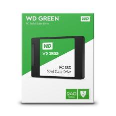 Ổ cứng SSD WESTERN digital Green 240Gb Sata III 6Gb/s 2.5inch (2)