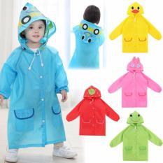 Áo mưa trẻ em siêu ngỗ nghĩnh