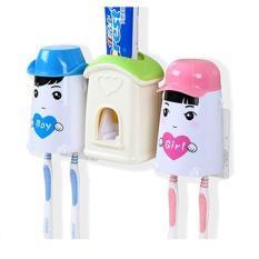 Bộ dụng cụ lấy kem có 2 cốc hình dễ thương cho bé ECOCO