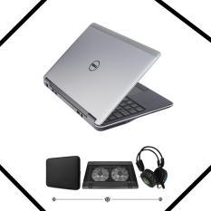 Laptop Dành cho Doanh Nhân Dell Latitude E7240 Cảm Ứng (i5-4300U, 12.5inch, 4GB, HDD 500GB) + Bộ Quà Tặng