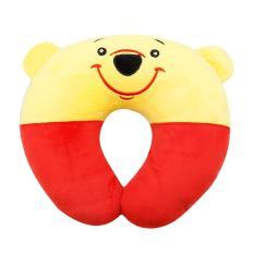 Gối kê cổ văn phòng du lịch hình Gấu Pooh Loại Dày