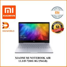 Laptop XIAOMI MI NOTEBOOK AIR 13.3/i5-7200U/8G/256G/FP/2GD5_MX150/LED_KB/BẠC/(SILVER) – Digiworld phân phối