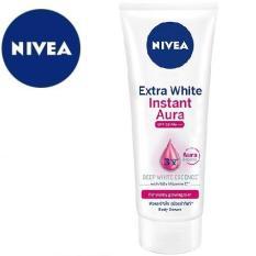 Tinh chất dưỡng thể NIVEA sáng da tức thì 180ml