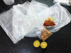 [5 BỊCH] Bánh Tráng Ớt Tắc Trung Nghĩa