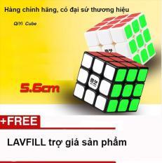 Rubik 3x3x3 Hàng Hiệu Qiyi Rubik – Loại Sản Phẩm Có Đại Sứ Thương Hiệu