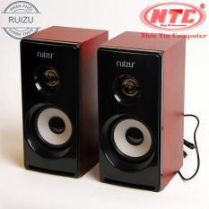 Loa vi tính 2.0 Ruizu RS-810 (nhiều màu) – Hãng phân phối chính thức