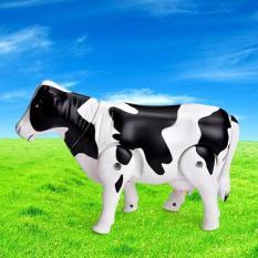 Bò sữa biết đi phát nhạc vui nhộn cho bé