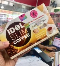 Cà phê Giảm Cân Idol Slim Coffee hàng chuẩn Thái Lan