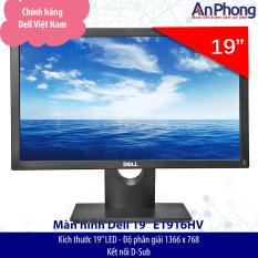 Màn Hình Dell E1916HV 19inch HD 5ms 60Hz TN