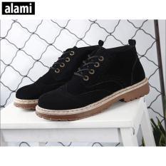 Giày Bốt Cao Cấp Alami GM05