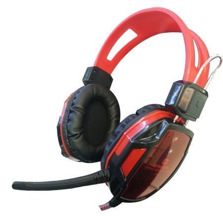 So sánh giá Tai nghe Qinlian A6 gaming (Đen đỏ) Tại Technologie