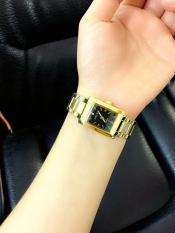 Đồng hồ nữ xinh xắn , quý phái,Hàng Nhật Bản chống xước, chống nước tuyệt đối, hợp kim không phai zỉ, bảo hành 2 năm