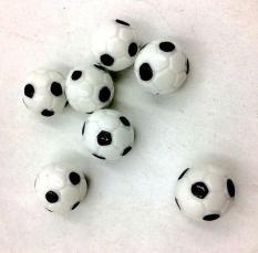 Bóng mini trang trí tượng cầu thủ bóng đá
