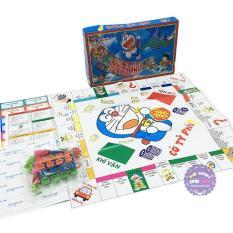 Hộp đồ chơi bộ cờ Tỷ Phú bằng nhựa Vĩnh Phát