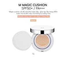 Phấn nước Missha M Magic Cushion Cover SPF 50+ PA+++