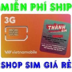 Thánh sim 3G Vietnamobile – MIỄN PHÍ SHIP – FREE 120Gb/tháng