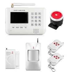 Bộ Báo Trộm Dùng Sim Guardman GSM-6000 (Trắng)