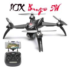 Máy bay MJX bugs 5W – GPS, follow me , truyền hình ảnh về điện thoại, camera 1080P xoay góc