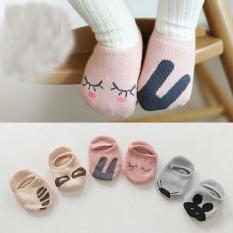 Combo 5 đôi tất xuất hàn cho bé từ 0 đến 4 tuổi