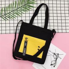 Túi tote canvas đeo vai, đeo chéo thời trang Hàn Quốc -TT07 The Hills (Nhiều Màu)