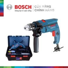 Máy khoan động lực Bosch GSB 550 kèm bộ phụ kiện FREEDOM 90 chi tiết