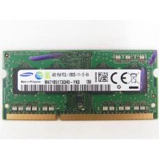 Ram Laptop Samsung DDR3/PC3L 4GB Bus 1600-Hàng nhập khẩu