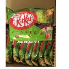 Kitkat trà xanh Nhật bản