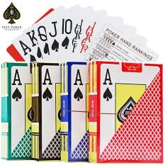 [NEW] Bài Tây Nhựa Poker Texas Hold'em GYT 308 100% Plastic