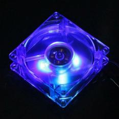 FAN CASE CPU 8cm LED