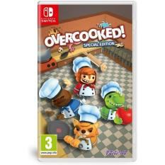 Đĩa game Nintendo Switch: Overcooked Special Edition