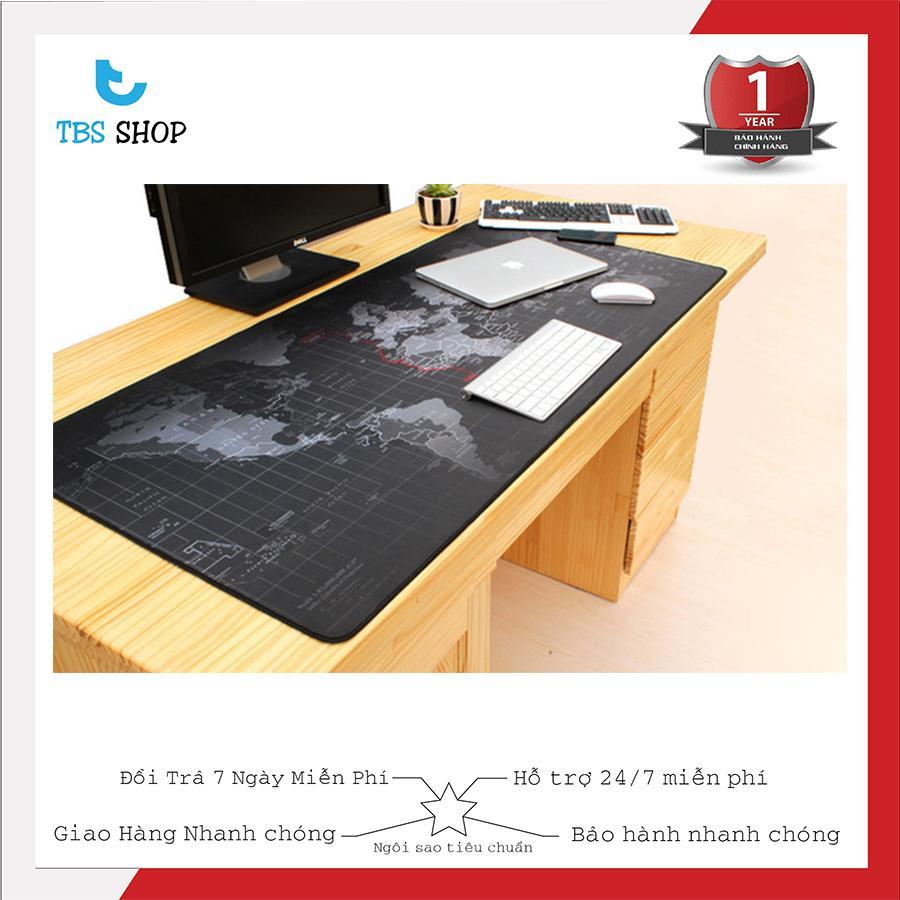 Giá Bàn Di Chuột Hình Bản Đồ Khổ 90x40cm Tại TBSShop